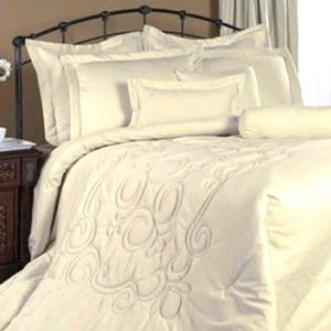 Regency Bone 4-pc Comforter Set